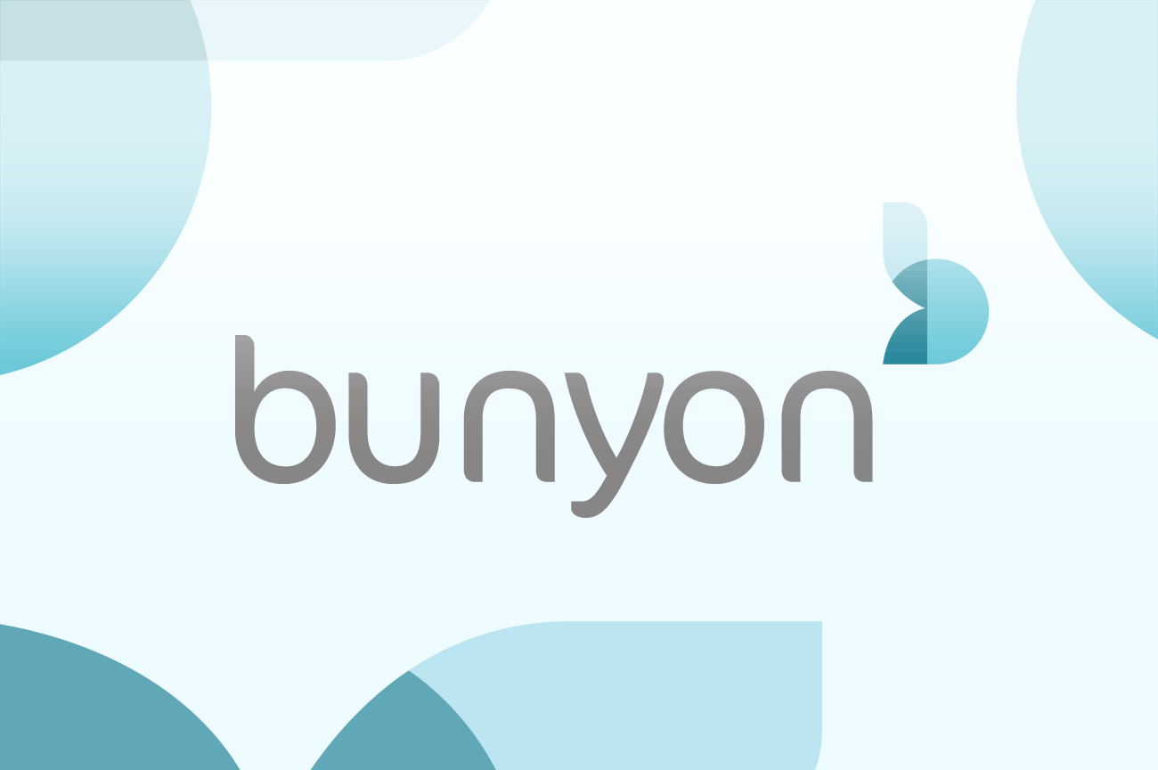 Bunyon logo design by Flux Visual Communication