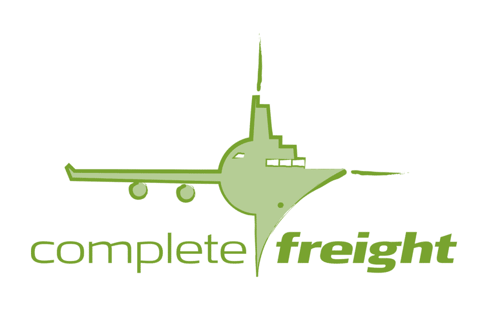 Logo design for Complete Freight by Flux Visual Communication