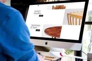 Wordpress website designed for Gray Hawk by Flux Visual Communication