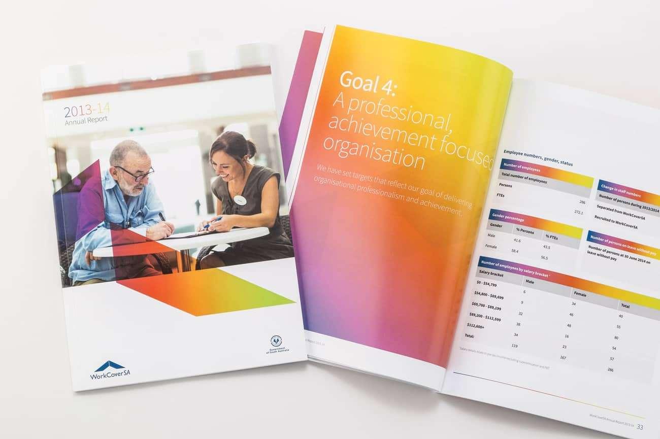 annual report spread 3