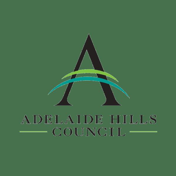 adelaide hills council logo design colour