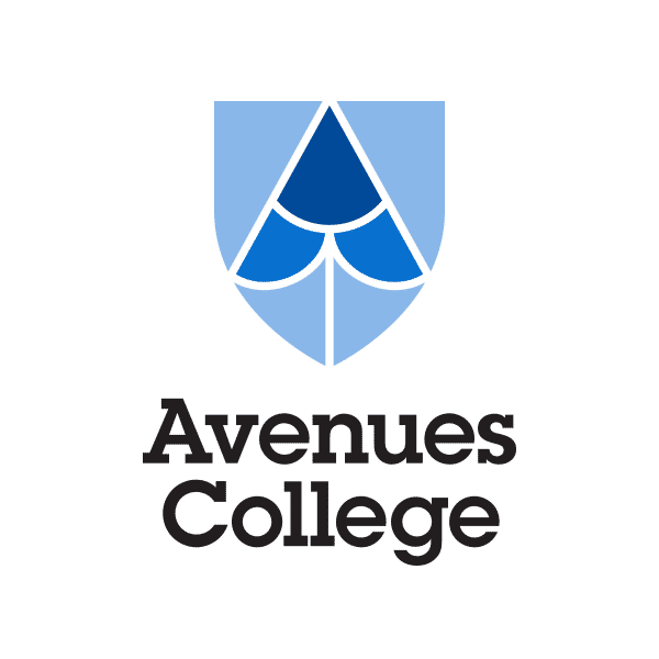 Avenues College logo Adelaide