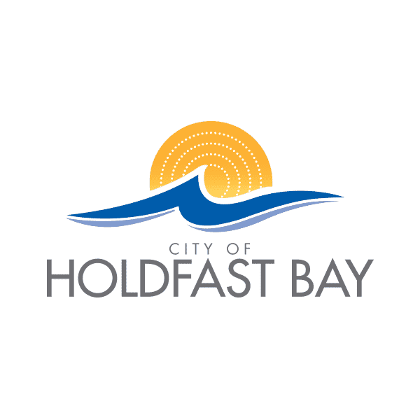City of Holdfast Bay colour logo