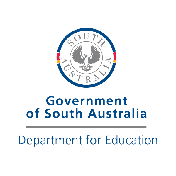 Government of South Australia Department for Education logo