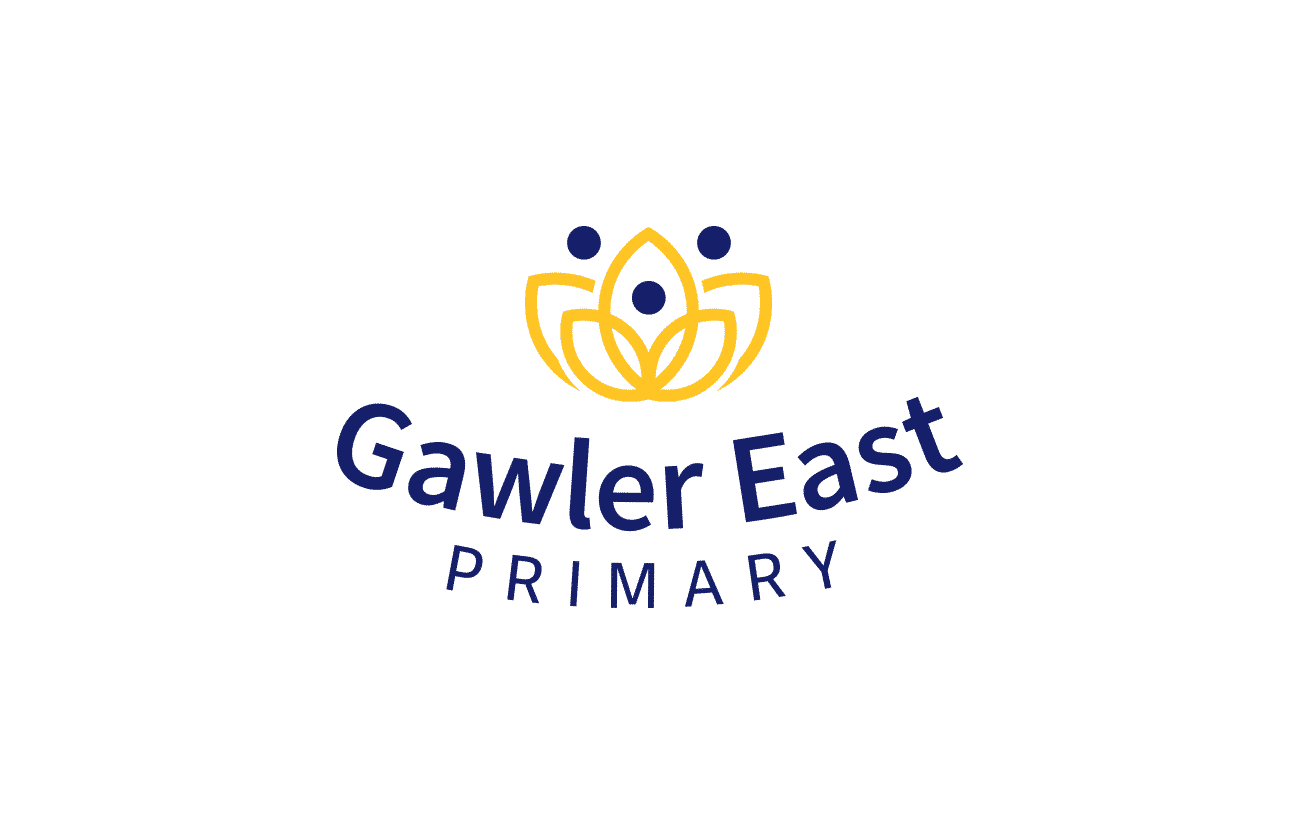 Logo design for Gawler East Primary School by Flux Visual Communication