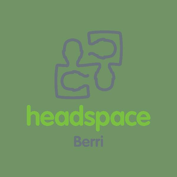 Headspace Berri logo