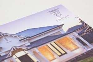 Highbury Heritage Homes builder brochure design adelaide
