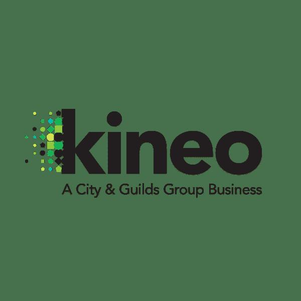Kineo logo design