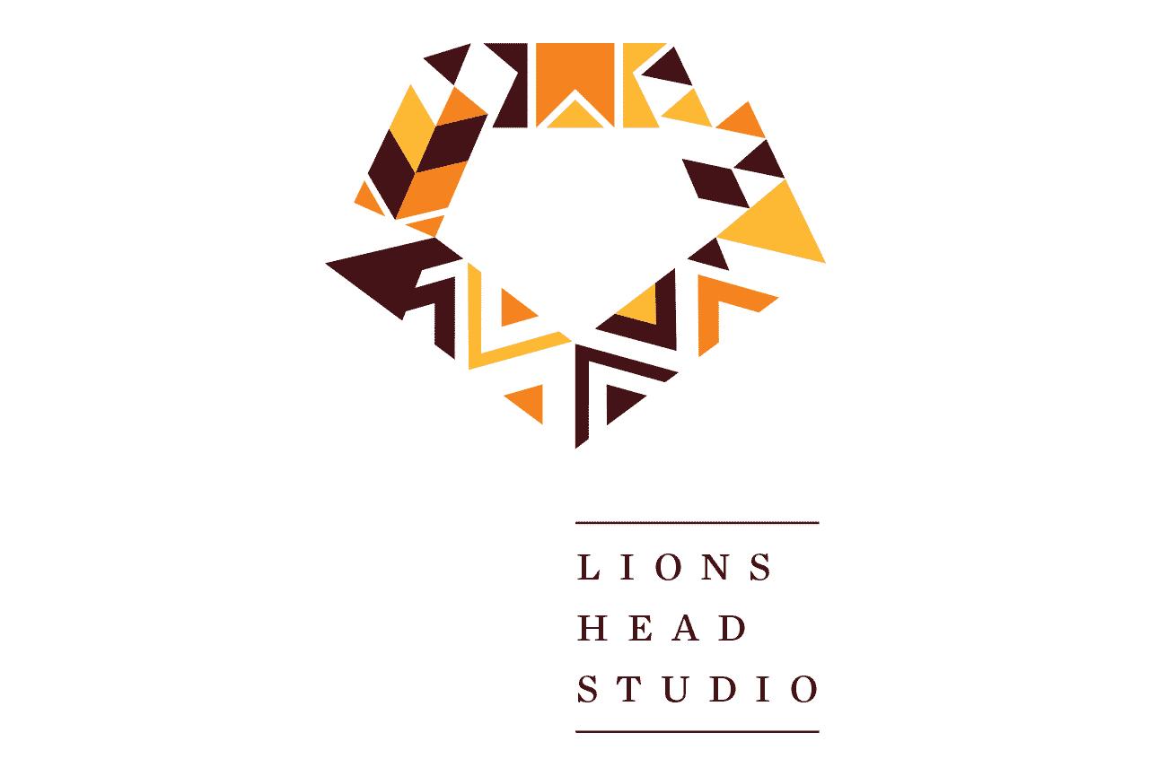 logo design adelaide lions head