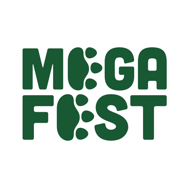 Mega Fest World Heritage Festival and Run logo design Adelaide