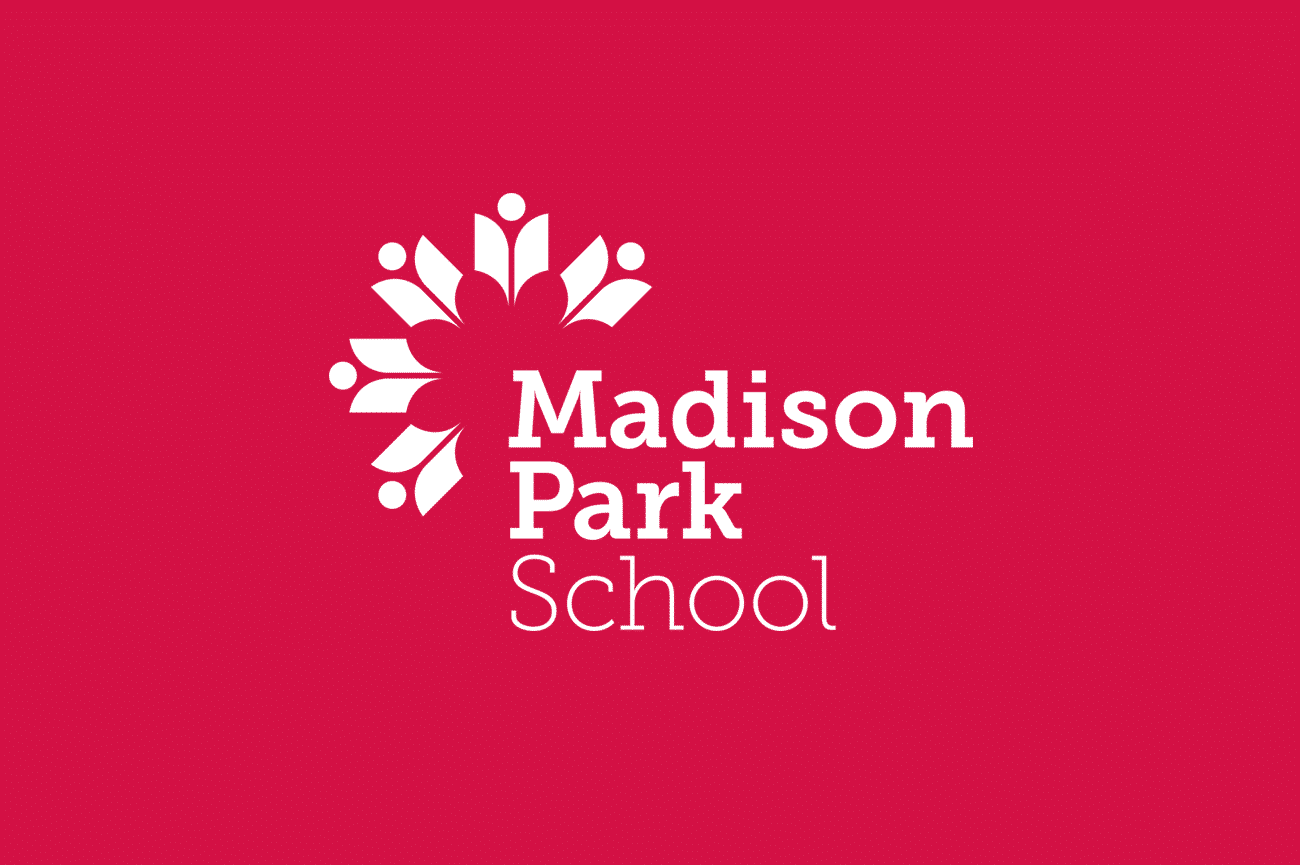 madison park school logo design