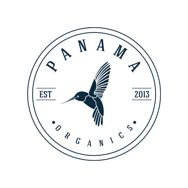 Panama Organics logo design