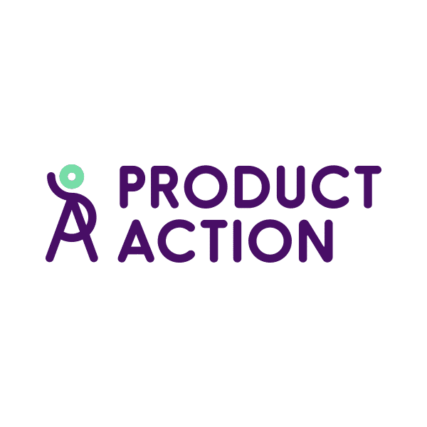Product Action Incorporated disability supported workers packaging NDIS logo design Adelaide