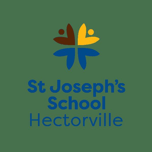 St Josephs School Hectorville logo design Adelaide