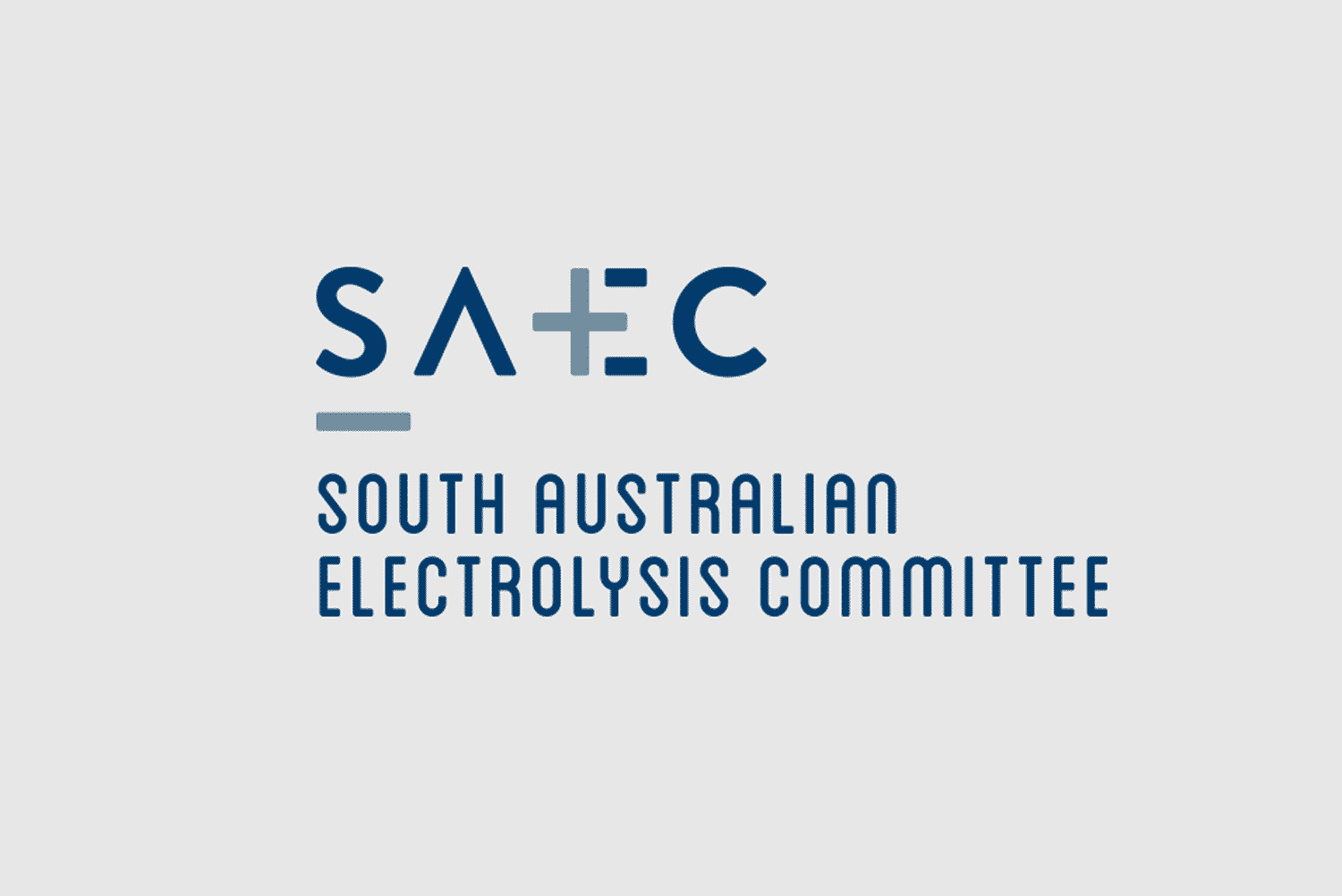 South Australian Electrolysis Committee logo design Adelaide