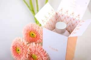 Bubble bath package design for Adelaide Hills boutique, Toffish