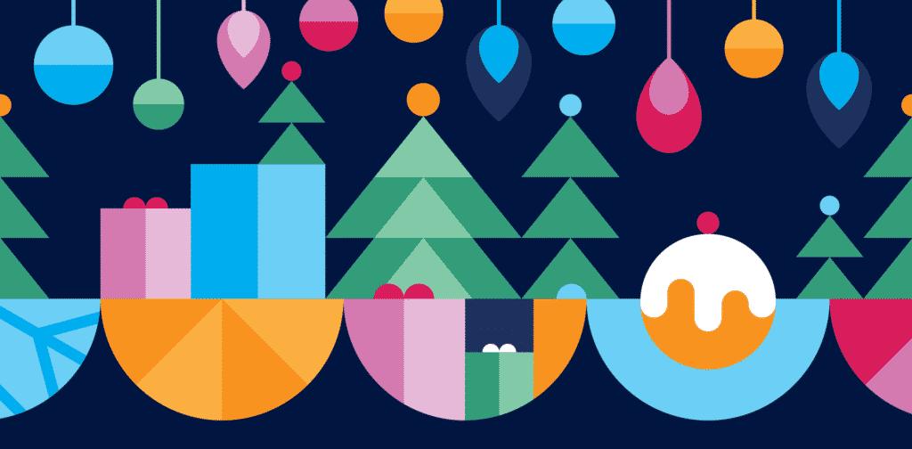 Festive shutdown dates for Adelaide graphic design studio, Flux Visual Communication 2020