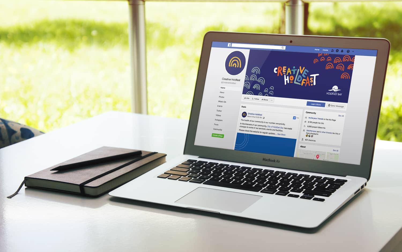 Creative Holdfast web design Adelaide